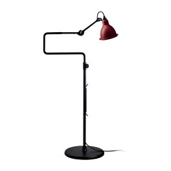 LAMPE GRAS | XL OUTDOOR SEA - N°411 | red red | Außen Standleuchten | DCW éditions