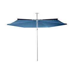 Infina ALU Round Blue Storm | Parasols | UMBROSA
