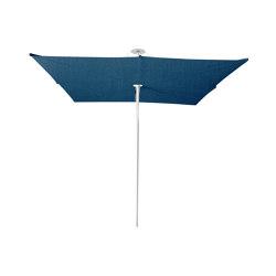 Infina ALU Square Blue Storm | Parasols | UMBROSA
