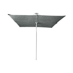 Infina ALU Square Flanelle | Parasols | UMBROSA