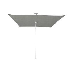 Infina ALU Square Grey | Parasols | UMBROSA