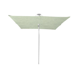 Infina ALU Square Mint | Parasols | UMBROSA