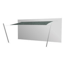 Ingenua Rectangle Flanelle | Shade sails | UMBROSA
