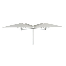 Paraflex Multi Square Canvas | Parasols | UMBROSA