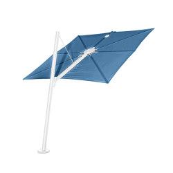 Spectra Forward WHITE Blue storm | Parasols | UMBROSA