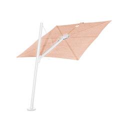 Spectra Forward WHITE Blush | Parasols | UMBROSA
