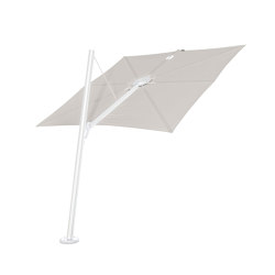 Spectra Forward WHITE Canvas | Parasols | UMBROSA