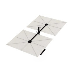 Spectra Opposite DUSK Canvas | Parasols | UMBROSA