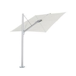 Spectra Straight ALU Canvas | Parasols | UMBROSA