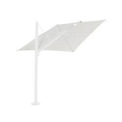 Spectra Straight WHITE Canvas | Parasols | UMBROSA