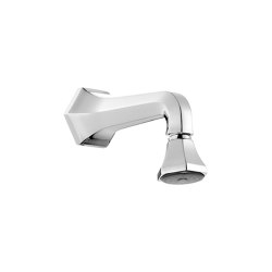 Cubist Shower Arm and Rose | Shower controls | Czech & Speake