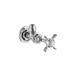 "Edwardian Angle Valve ½""   Bathroom taps accessories   Czech & Speake"