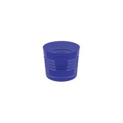 FSD Replacement Cobalt Blue Crystal Tea Light Holder | Candlesticks / Candleholder | Czech & Speake