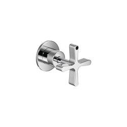 DCA Wall Valve | Bathroom taps accessories | Czech & Speake