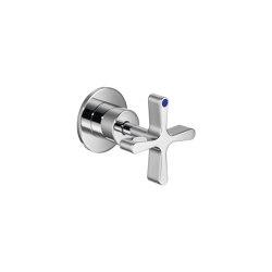 DCA Wall Valve | Cold | Bathroom taps accessories | Czech & Speake