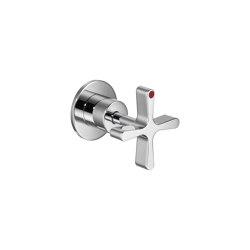 DCA Wall Valve | Hot | Bathroom taps accessories | Czech & Speake