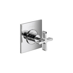 DCA Concealed Two/Three-Way Diverter | Shower controls | Czech & Speake