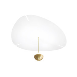 Flow Ceiling Lamp | Suspended lights | bs.living