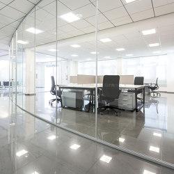 EVO LIGHT Cloison | Sistemi di pareti divisorie | IVM