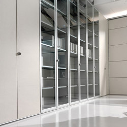 INFINITY STORAGE Partition | Space dividing storage | IVM