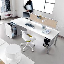 KOSMOS desk | Mesas contract | IVM