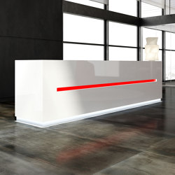 SALVE Reception | Counters | IVM