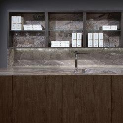 Frame Wall Unit | Shelving | Rossana