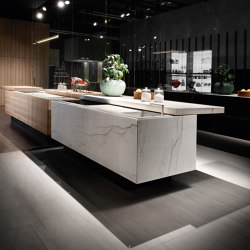 K-IN / K-OUT | Island kitchens | Rossana