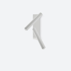 Newton Slim Due | Wall lights | EGOLUCE