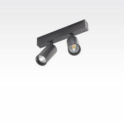EASY TUBED DOUBLE | Lampade soffitto incasso | Orbit