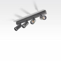EASY TUBED QUATRO | Lampade soffitto incasso | Orbit