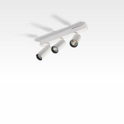 EASY TUBED TRIPLE | Lampade soffitto incasso | Orbit