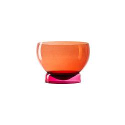 View Bowl Small Copper Ruby | Bowls | SkLO