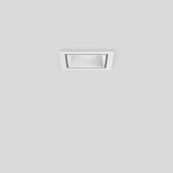SASSO 60 square | Recessed ceiling lights | XAL