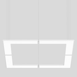 TASK angular suspended | Lampade sospensione | XAL