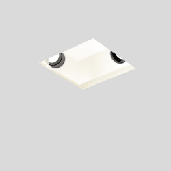 CAVO square trimless | Recessed ceiling lights | XAL