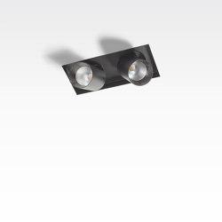 PICCOLO BOGD NO FRAME DOUBLE | Lampade soffitto incasso | Orbit