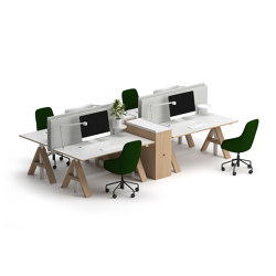 A-Frame | Contract tables | Horreds