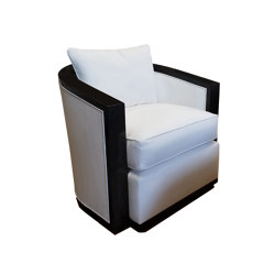 Felix Club Chair | Armchairs | BESPOKE by Luigi Gentile