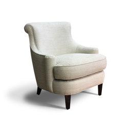 Hillcrest Chair | Sessel | BESPOKE by Luigi Gentile