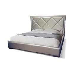 Hobart Bed | Lits | BESPOKE by Luigi Gentile