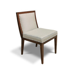 Linden Dining Chair | Stühle | BESPOKE by Luigi Gentile