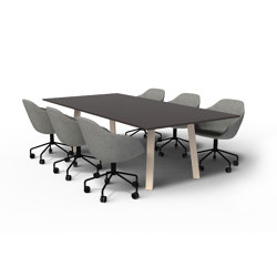 VX Project table | Tavoli contract | Horreds