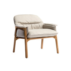 Nomad Easy Chair | Armchairs | Tribù