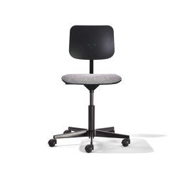 Mr. Square Pedded | Office chairs | Richard Lampert