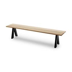 Overlap Bench | Panche | Skagerak
