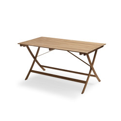 Selandia Table 147   Mesas comedor   Skagerak