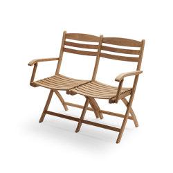 Selandia 2-Seater | Stühle | Skagerak