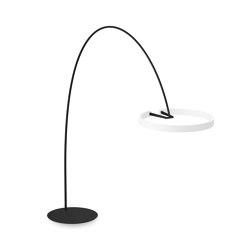 Mito largo | Free-standing lights | Occhio