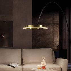 Mito largo | Free-standing lights | Occhio